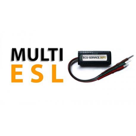 Emulateur universel Multi ESL