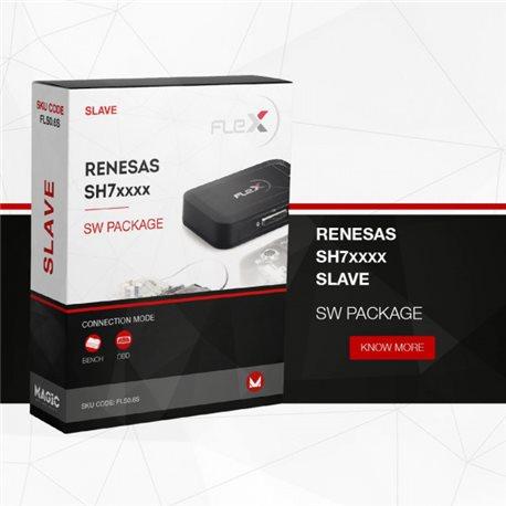Logiciel FLex Renesas SH7xxxx Slave