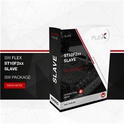 Logiciel Flex ST10F2xx Slave