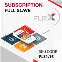 Abonnement Flex Full Slave