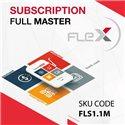 Abonnement Flex Full Master