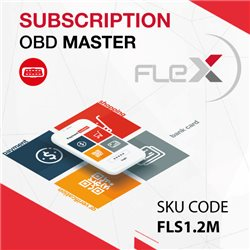 Abonnement Flex OBD Master
