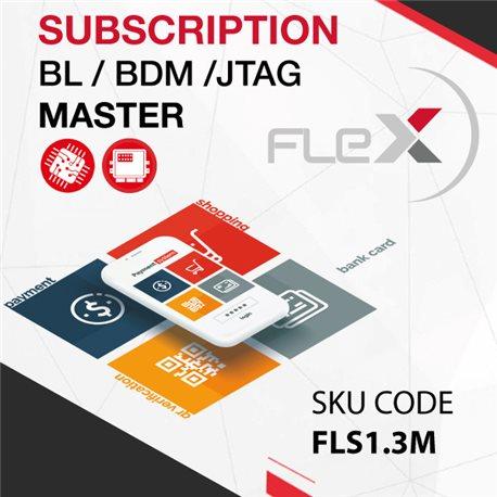Abonnement Flex Boot - BDM - JTAG Master